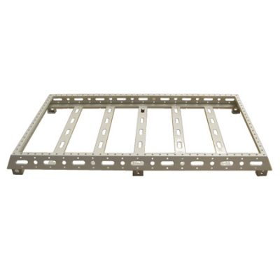 Steel roof rack for 6ft trailer